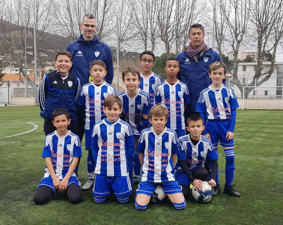 U11 Excellence: Belle Réaction face à La Valette