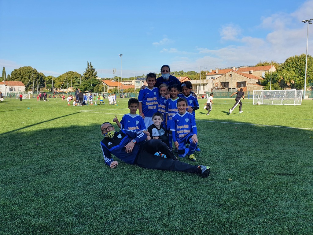 U8: Plateau RENTREE DU FOOT